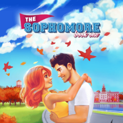 A version of Your Character in The Sophomore Book 1 Cover