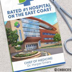 Dr. Harper Emery Brochure sneak peek