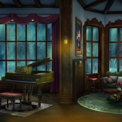 The Parlor (Night)