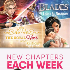 New Chapters each week