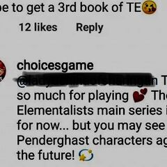 Main Series cancelled