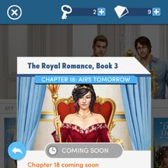 The Royal Romance, Book 3 | Choices: Stories You Play Wikia | FANDOM
