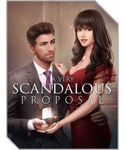 A Very Scandalous Proposal Thumbnail Cover