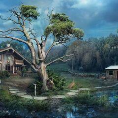 Main Character's house