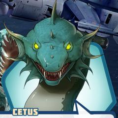 Cetus's Green head
