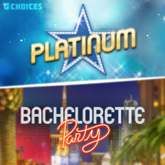 Posters of <i>Platinum</i> &<i>Bachelorette Party</i>
