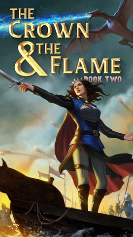 File:The Crown & The Flame, Book 2.png