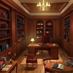 Professor Vasquez's office