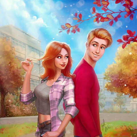 Sophomore girl dating a freshman boy yearbook