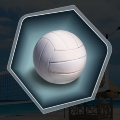 Volleyball from AME Challenge