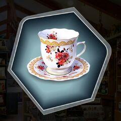 Tea Cup (premium gift shop souvenir)