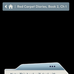 Red Carpet Diaries Book 2 Chapter 2 Disclaimer