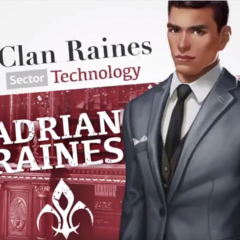 Adrian Raines from Clan Raines
