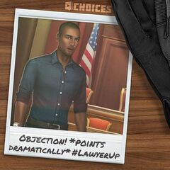 Sneak Peek #4 - 'Grant the Defense Lawyer'