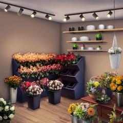 Auggie's flower shop
