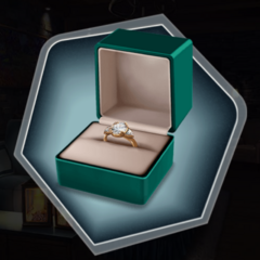Engagement ring for MC
