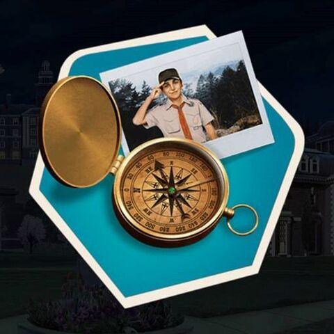 Zig's Boy Scout Compass