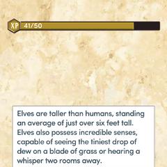 Elf Characteristics