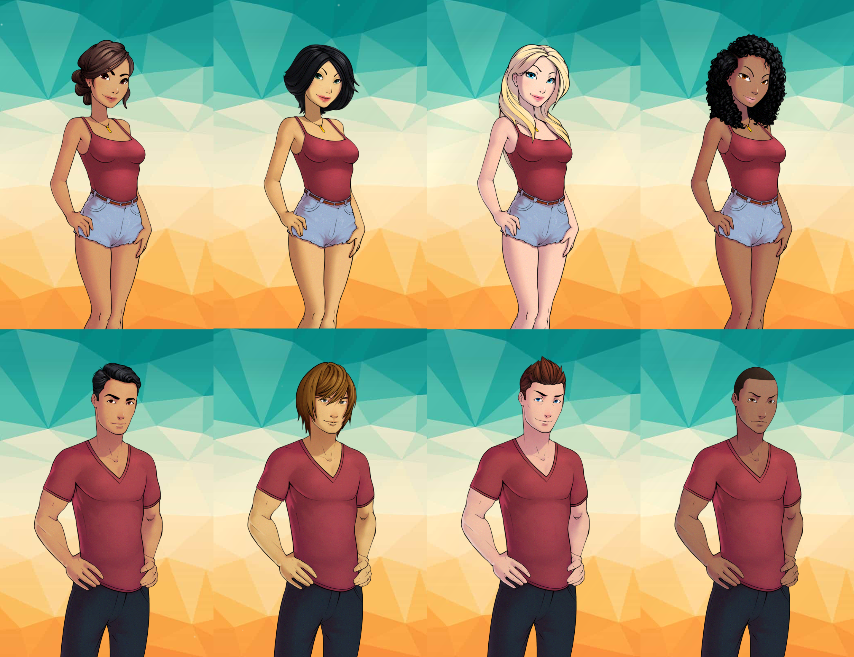 Your Character (Endless Summer) | Choices: Stories You Play Wikia