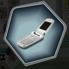 Alexis' old phone as seen in Ch. 10