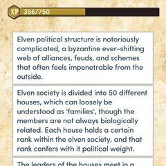 Elf Politics (Part 1)