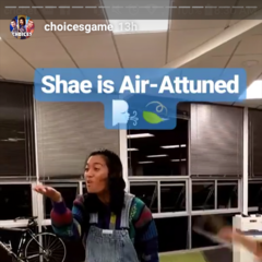Shae, PB Writer is Air Attuned