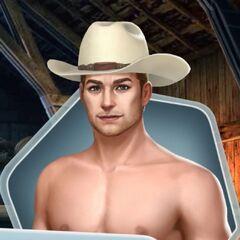 Shirtless w/ Hat (Face 3)