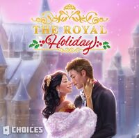 The Royal Holiday Cover