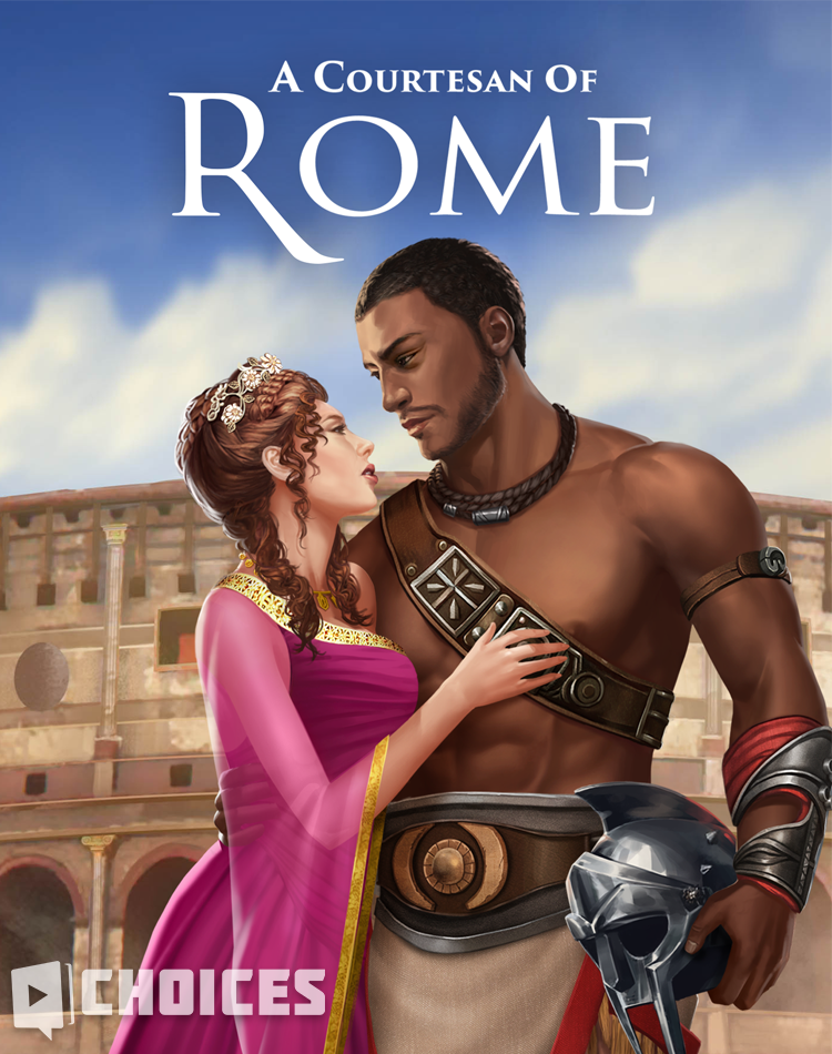 A Courtesan Of Rome Choices Choices Stories You Play