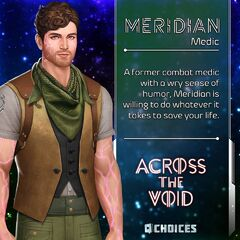Meridian Character Bio