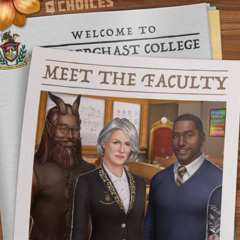 Meet the Faculty of Penderghast College Sneak Peek