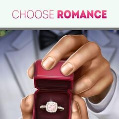 A Version of Handsome Stranger Proposing in Ad for Google Play