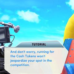 Cash Tokens Part IV Info