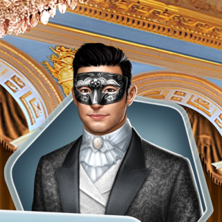 Masquerade Outfit in TRR re-write