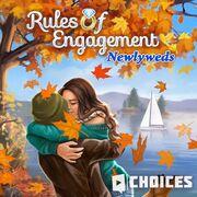 Rules of Engagement-Newlyweds promo