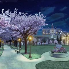 Spring (Night)