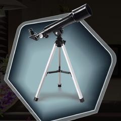 Telescope Gift as seen in Ch. 13