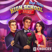 High School Story Bk 3 Official Cover