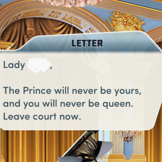 Letter to MC