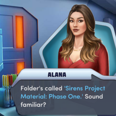 Sirens Project Material Phase I