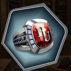 Dad's Class Ring in Ch. 11