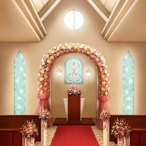Monocan wedding chapel