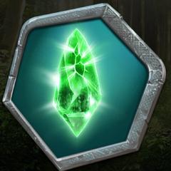 Threep's Cracked Crystal