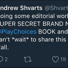 Andrew's secret Choices project Info