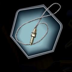 Logan's necklace