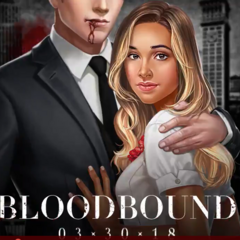 Bloodbound cover w/ Release date