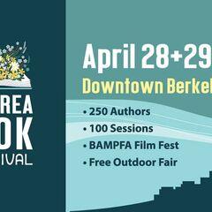 2018 Bay Area Book Festival Poster