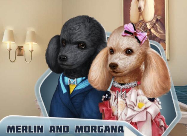 Merlin dating morgana