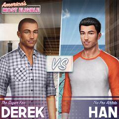 Derek and Han Sneak Peek