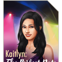 Kaitlyn on the cover of Kaitlyn: The Perfect Date
